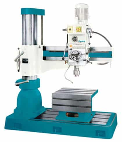 Clausing Radial Drills