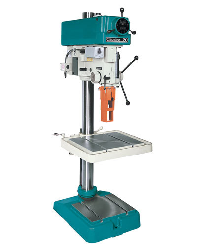 Clausing Drill Presses