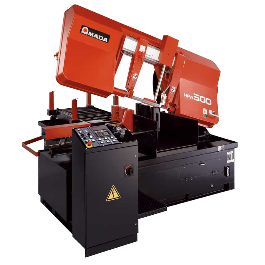Amada Saw Support and Maintenance